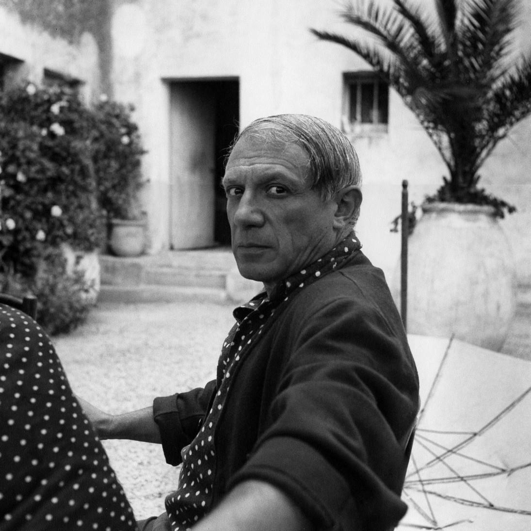 Picasso, Hotel Vaste Horizon Lee Miller