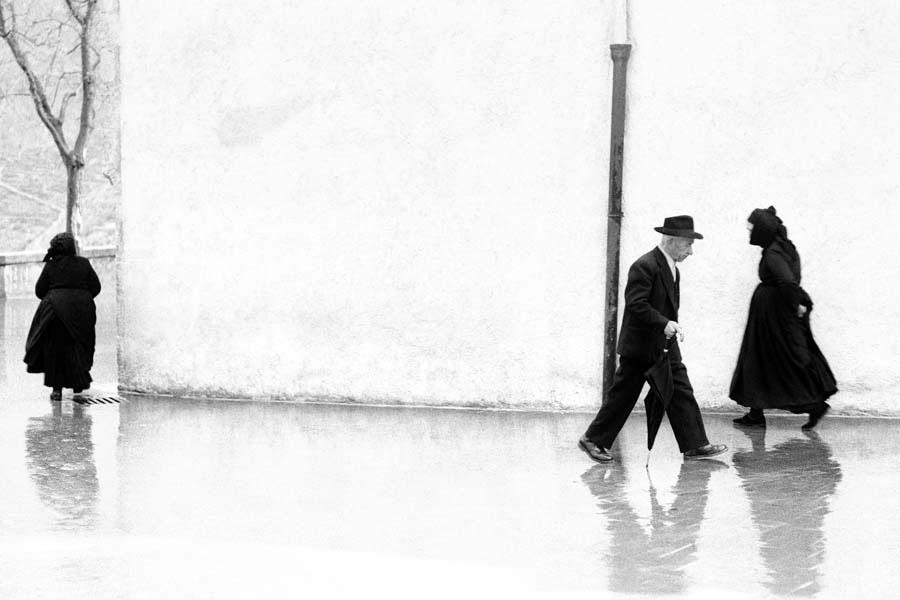 Dalla serie Scanno, 1957-1959 © Renzo Tortelli