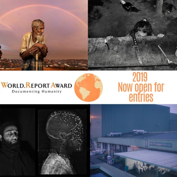 World Report Award Documenting Humanity