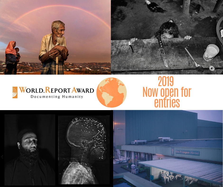 World Report Award Documenting Humanity