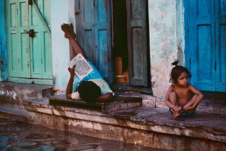 Varanasi, Uttar Pradesh, India, 1984