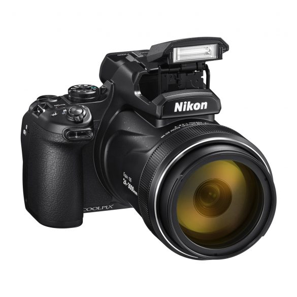 Nikon Coolpix P1000 flash
