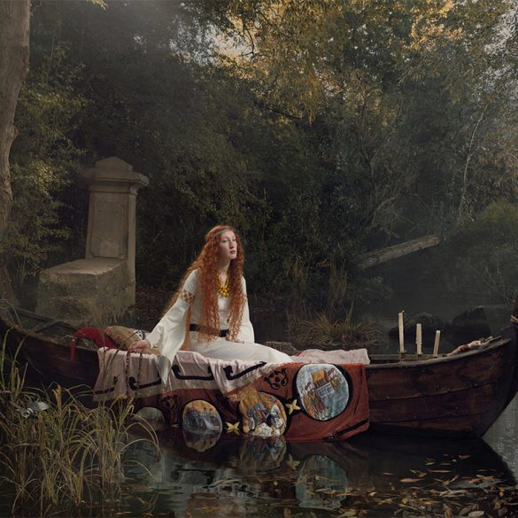 Julia Fullerton-Batten, The Lady of Shalott
