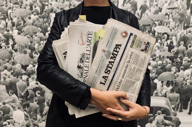 Quarto potere. Giornalismo e fotografia