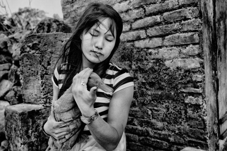 Shobha, Nepal Mindfulness