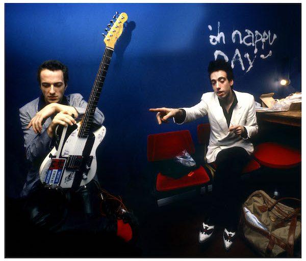 Mostra The Clash a Bologna