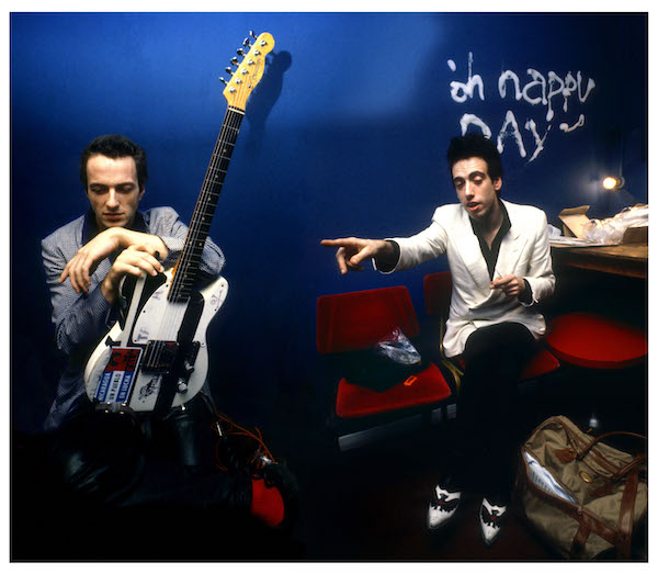 Mostra The Clash a Bologna