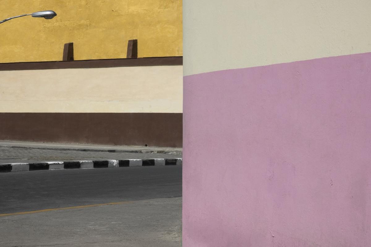Franco Fontana, Havana, 2017, Courtesy Franco Fontana Studio