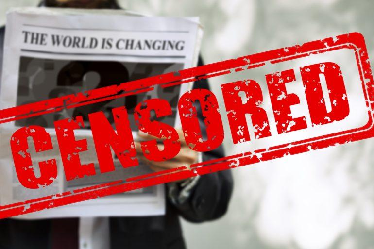 Rischio censura Visual China Group