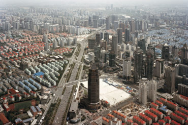 Gabriele Basilico, Shanghai, 2010 © Archivio Gabriele Basilico