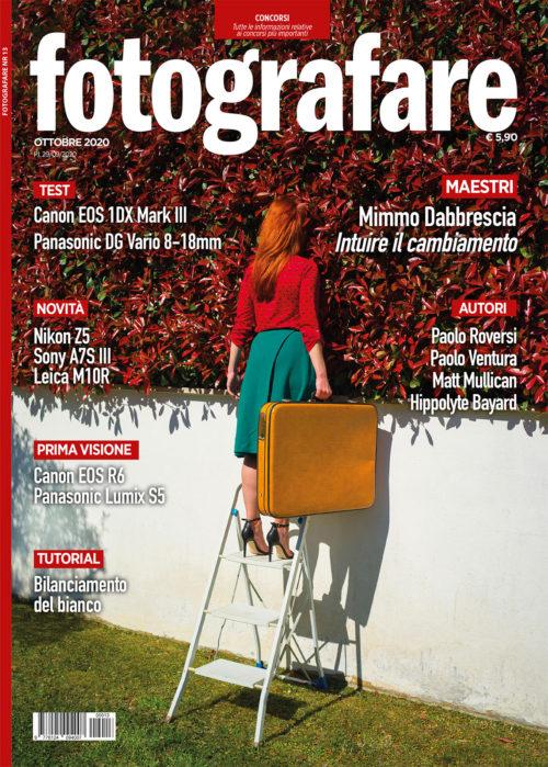 Numero 13 rivista fotografare